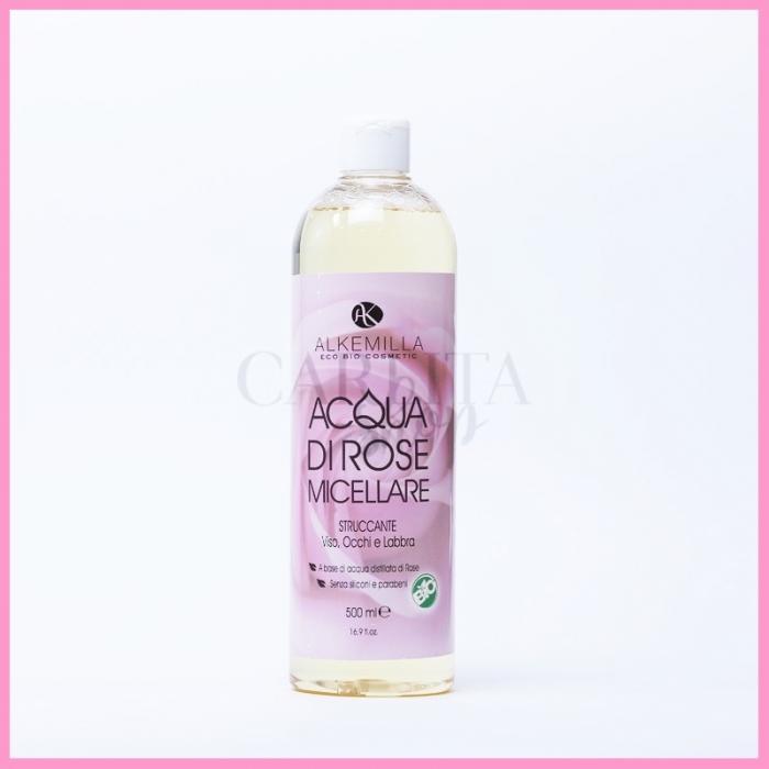 Acqua di rose micellare Alkemilla