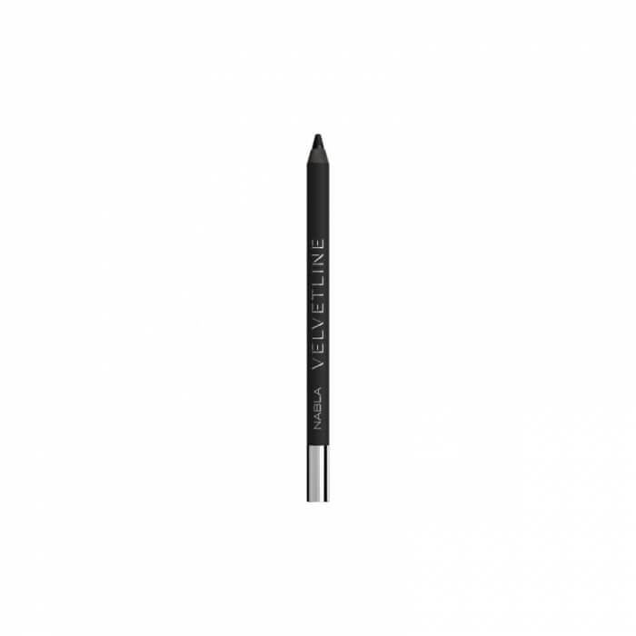 VELVETLINE Long-lasting Matte Eye Pencil Bombay Black Matita nera Nabla