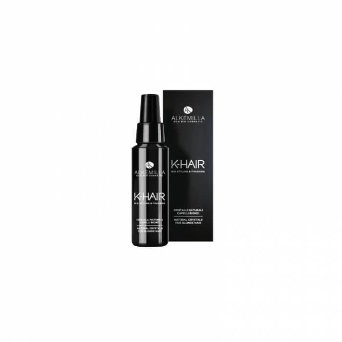 Cristalli naturali Capelli Biondi K-Hair Alkemilla