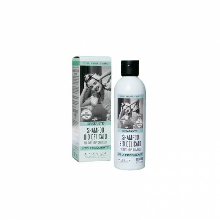Shampoo biologico delicato Apiarium