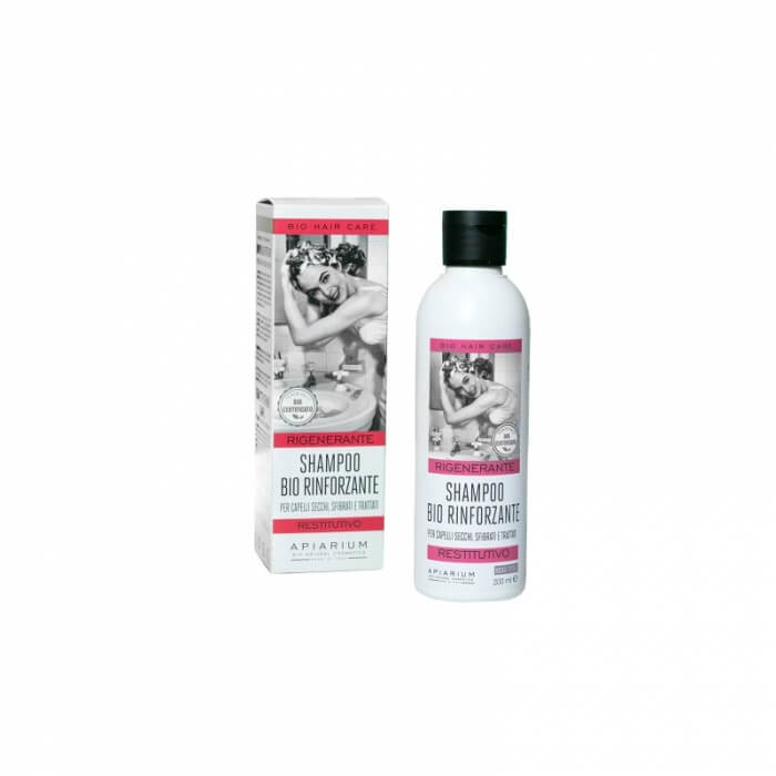 Shampoo biologico rinforzante Apiarium