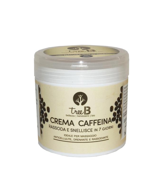 crema caffeina